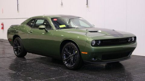 New Dodge Challenger Sxt Plus