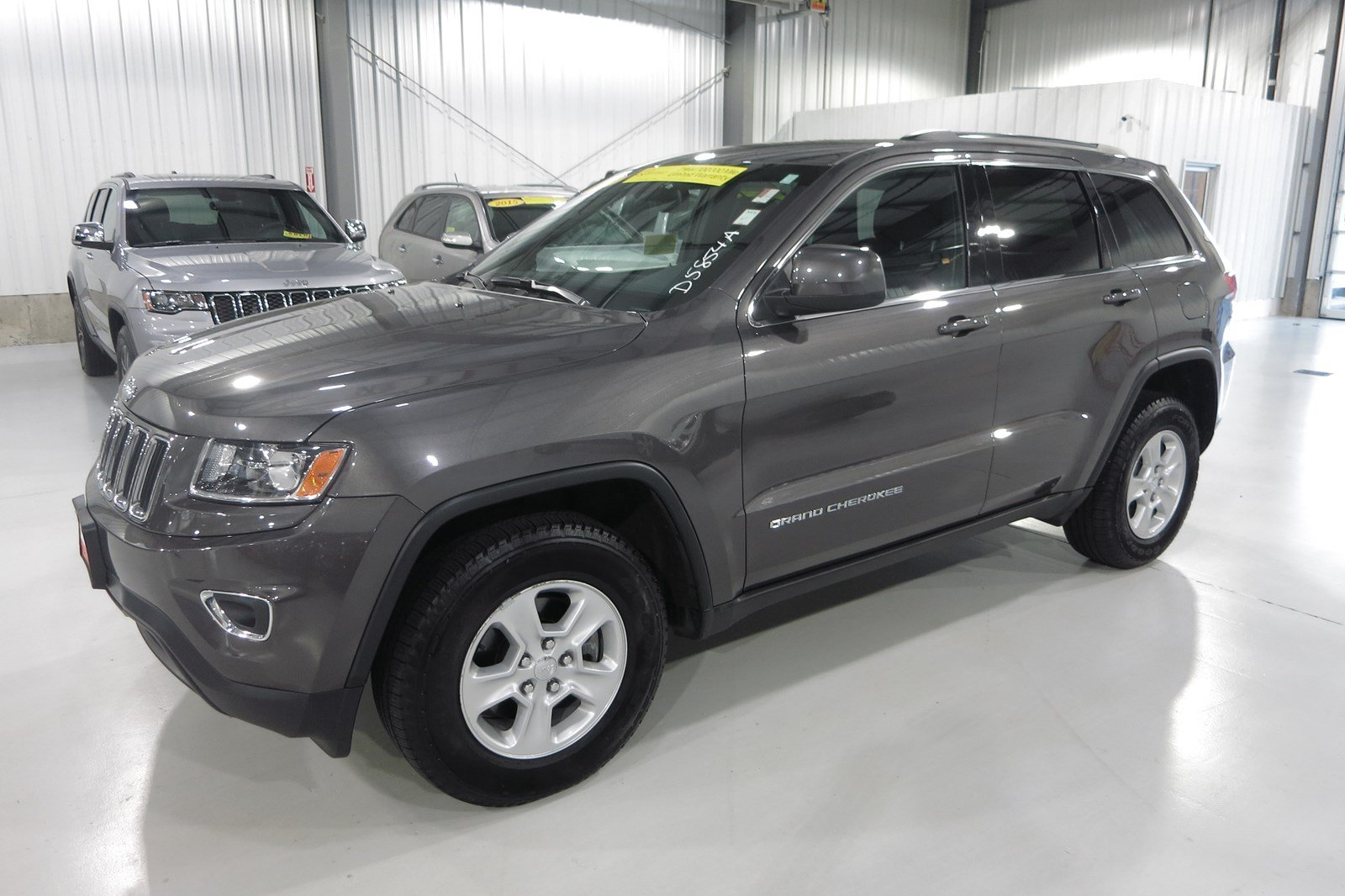 Jeep Certified Pre Owned >> Certified Pre-Owned 2015 Jeep Grand Cherokee Laredo Sport