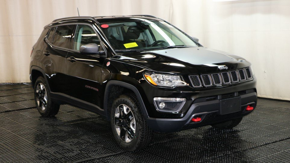new 2018 jeep compass trailhawk sport utility in marshfield d6823 quirk chrysler dodge jeep ram. Black Bedroom Furniture Sets. Home Design Ideas